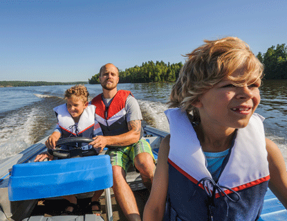 Boat Insurance, Shoff Insurance Advisor's Customers